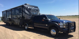 2017 Fuzion Chrome 414 Toyhauler 43 AND 2012 F550 FOR SALE IN Syracuse, Ks 67878 image 7
