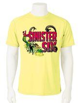 Sinister six graphic dri fit wicking tshirt thumb200