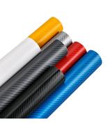 78.7in x 15.7in Car Styling 4D Carbon Fiber Vinyl 3M  Waterproof DIY Wra... - $39.95