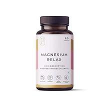 Krishna Palak Notes: Magnesium Relax Supplement with Magnesium bisglycin... - $50.99