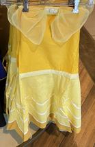 Disney Parks Belle Costume Chef Apron NEW Adult Size - $44.90