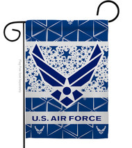 Air Force - Impressions Decorative Garden Flag G170148-BO - $21.97