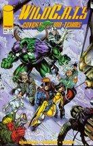 WildCats #15 [Comic] [Jan 01, 1994] James Robinson & Travis Charest - $2.95