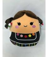 "Kellytoy Squishmallow Mexican Mariachi Girl 7"" Plush Dolls Toy - $16.03"