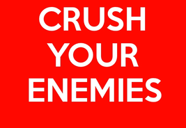 27x FULL COVEN CRUSH STOP CONQUER ENEMIES IMMEDIATELY MAGICK Witch Cassia4  - $77.77