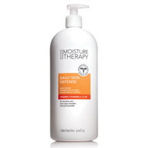 Avon Moisture Therapy Daily Defense Body Lotion Bonus Size 33.8 fl  - $13.99