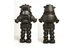 1997 Masudaya ROBBY THE ROBOT assembly formula 62 cm with outer box A34 - $1,035.99