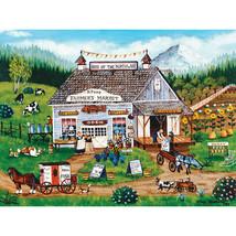 Homegrown Best of the Northwest 750 Piece Jigsaw Puzzle Cindy Mangutz - $27.23