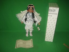 Heritage Signature Collection Halona Angel Doll ~ Native American ~ Fibe... - $24.70