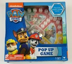 Paw Patrol Pop Up Game Nickelodeon - $7.24