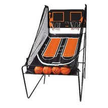 Franklin Sports Easy Assembly Arcade Style Basketball Game Indoor Fun Ne... - $102.95