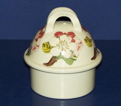 LOVELY PORTMEIRION POMONA THE INGESTRIE PIPPINL PEAR APPLE COFFEE POT LID - $22.27