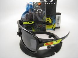 New Oakley Dispatch II Fathom Polished Black w/Black Iridium  OO9150-17 - $245.00