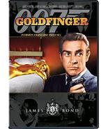 Goldfinger 007 James Bond DVD - $2.00