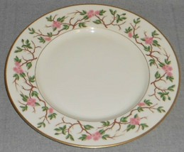 Franciscan China WOODSIDE PATTERN Dinner Plate MADE IN CALIFORNIA - $19.79
