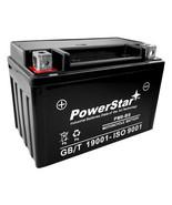 PowerStar YTX9-BS Motorcycle Battery for HONDA TR200 Fat Cat 200CC 86 - $41.81