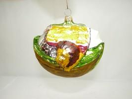 Noah's Ark Kurt Adler Polonaise Christmas Ornament, 1999 - $11.87