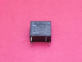 SJ-S-105DM,  5VDC Relay, SANYOU Brand New!! - $5.48