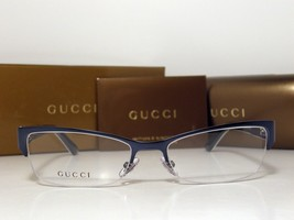 New Authentic Gucci Eyeglasses GG 4213 9S6 GG4213 Made In Italy Very Rar... - $166.28