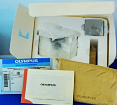 RARE/NEW - Olympus ECRU 35mm camera - COLLECTOR'S FIND In Original Packa... - $168.77