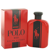 Polo Red Intense by Ralph Lauren Eau De Parfum  4.2 oz, Men - $77.03