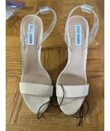 Women's Steve Madden Suede High Heels Size 9.5 - $75.54
