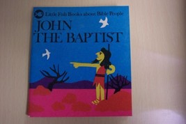 A Little Fish Book About John The Baptist [Paperback] Stowell, Gordon - $282.00