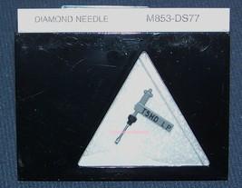 M853-DS77 S853 STYLUS NEEDLE T5HD for Tetrad T2MD T3MD Tetrad 11D 23D 22D 43D image 1