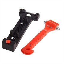Car Safety Hammer With Carbide Tip - Emergency Vehicle Escape Tool - $9.98