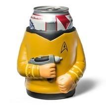 Star Trek Foam Kirk Can Cooler Yellow - $13.98