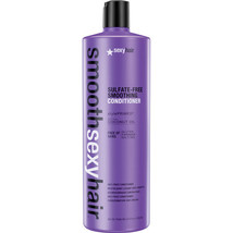 Sexy Hair Smooth Anti-Frizz Conditioner 1000ml - $65.32