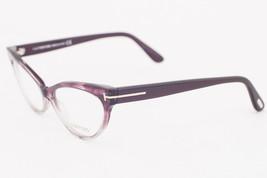 Tom Ford 5317 083 Purple Clear Eyeglasses TF5317-083 54mm - $175.42