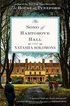 The Song of Hartgrove Hall: A Novel [Paperback] Solomons, Natasha image 1