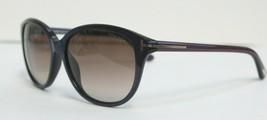 New Authentic Tom Ford Karmen Tf 329 83F Purple Sunglasses 57-16-140 - $106.65