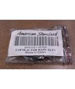 AMERICAN STANDARD Cap Seal,Rubber, M962921-0070A - $5.00