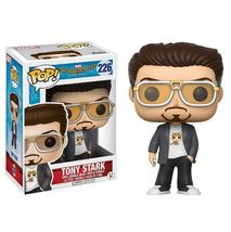 Tony Stark Vinyl POP Action Figure Collectible Doll Toy Decoration - $15.95