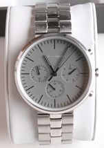 Vince Camuto VC/1098GYSV Men's  Stainless Steel Watch * preowned * image 3