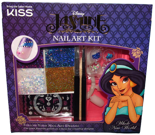 Primary image for Kiss Jasmine Nail Art Kit - Whole New World (Pack of 1)