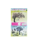 A Walk in the Park Stamp Set, Die, and Embossing Folder - $11.99