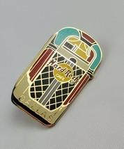 Hard Rock Cafe Pin Dallas Texas Jukebox Juke Box Radio Music Player - $9.85