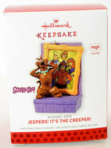 Hallmark: Jeppers! It's The Creeper! - Scooby Doo - 2013 Keepsake Ornament - $14.44