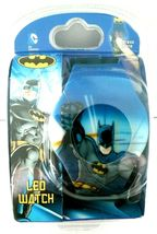 Accutime DC Comics Bat-Man Digital LED Watch with Rubberized Case and Strap - $7.95