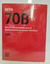 NFPA 70B Recommended Practice for Electrical Equipment Maintenance (Span... - $35.19