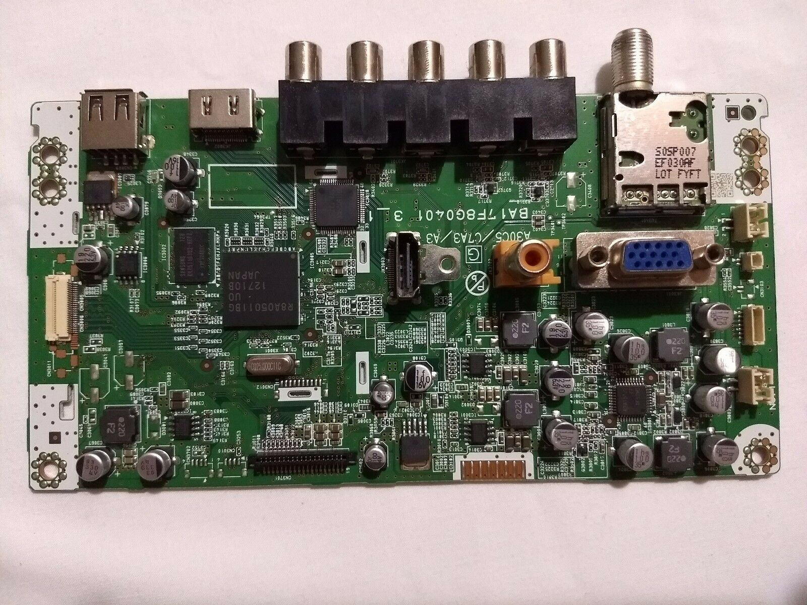 Primary image for Emerson LC320EM2 Main Board A17FKMMA-001-DM
