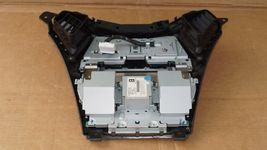 06 Subaru Tribeca B9 Heater Climate Control Dash Air Vents Info Stereo Faceplate image 10