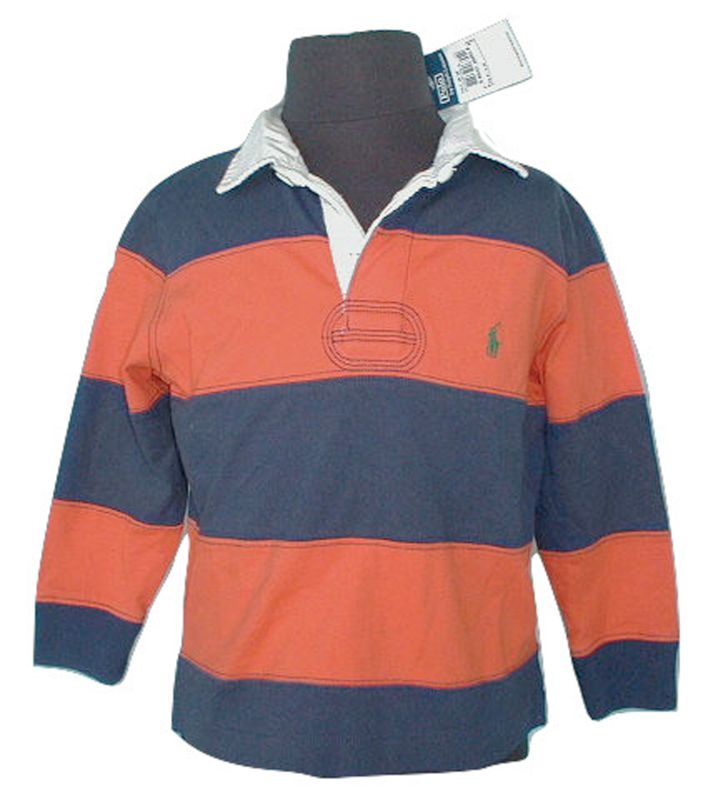 Polo Ralph Lauren Boys Striped Rugby