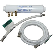 No Logo LF4096323206014 Poly-Flex Ice Maker Connector Kit with Water Filter - $32.66