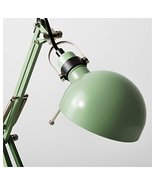 Classic Work Lamp for Desk in Vintage Turquoise Green for Home Office, I... - $43.77