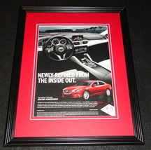 2016 Mazda M6 Framed 11x14 ORIGINAL Advertisement - $32.36