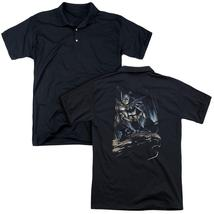 Batman - Perched (Back Print) Mens Regular Fit Polo - $24.99+